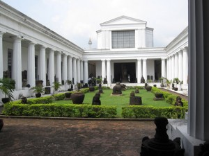 National Museum in Jakarta Indonesia