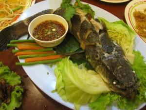 Plah Chon Lui Suan