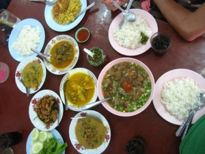 thai southern food krabi