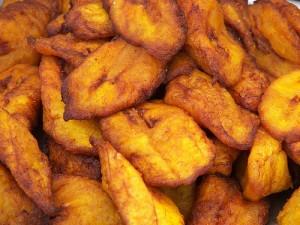 fried plantain bananas