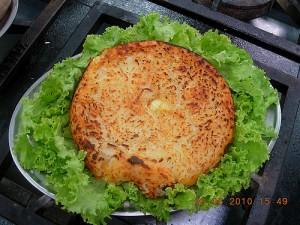 Switzerland potato rosti