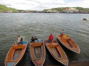 water taxis in brunei