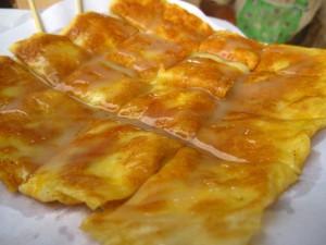 thai roti gluay