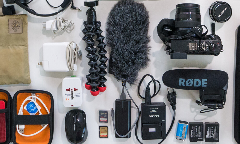 My Gear and Resources