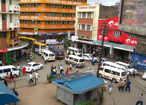 Nairobi Kenya Travel