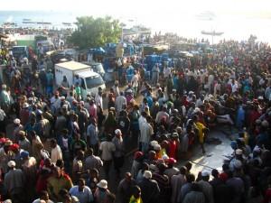 Attractions in Dar Es Salaam, Tanzania