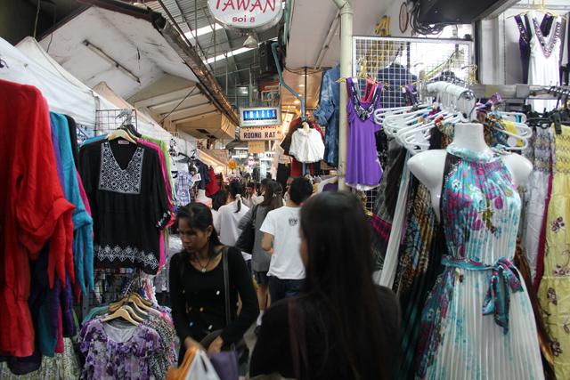 Paris Fashion Wholesale Market