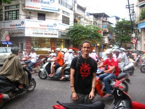 Motorcycle tour of Vietnam
