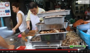 Delicious Street Food in Yaowarat, Chinatown
