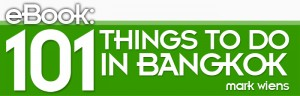 eBook: 101 Things To Do In Bangkok