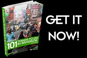 eBook: 101 Things to do in Bangkok, Thailand