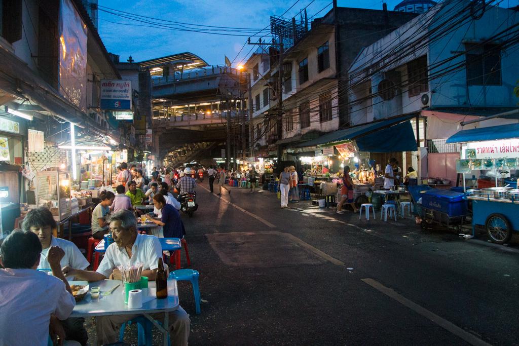 Thai Food Bangkok Sukhumvit