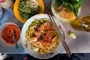 Saigon food guide
