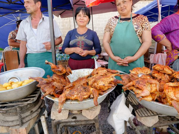 Uzbekistan food guide