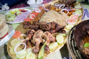 Shrimp Karahi is my favorite, but Dua has an incredible selection of grilled meats to choose from