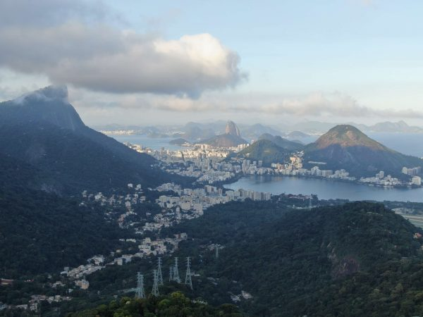 Welcome to Rio, a huge and amazing city full of delicious things to eat.