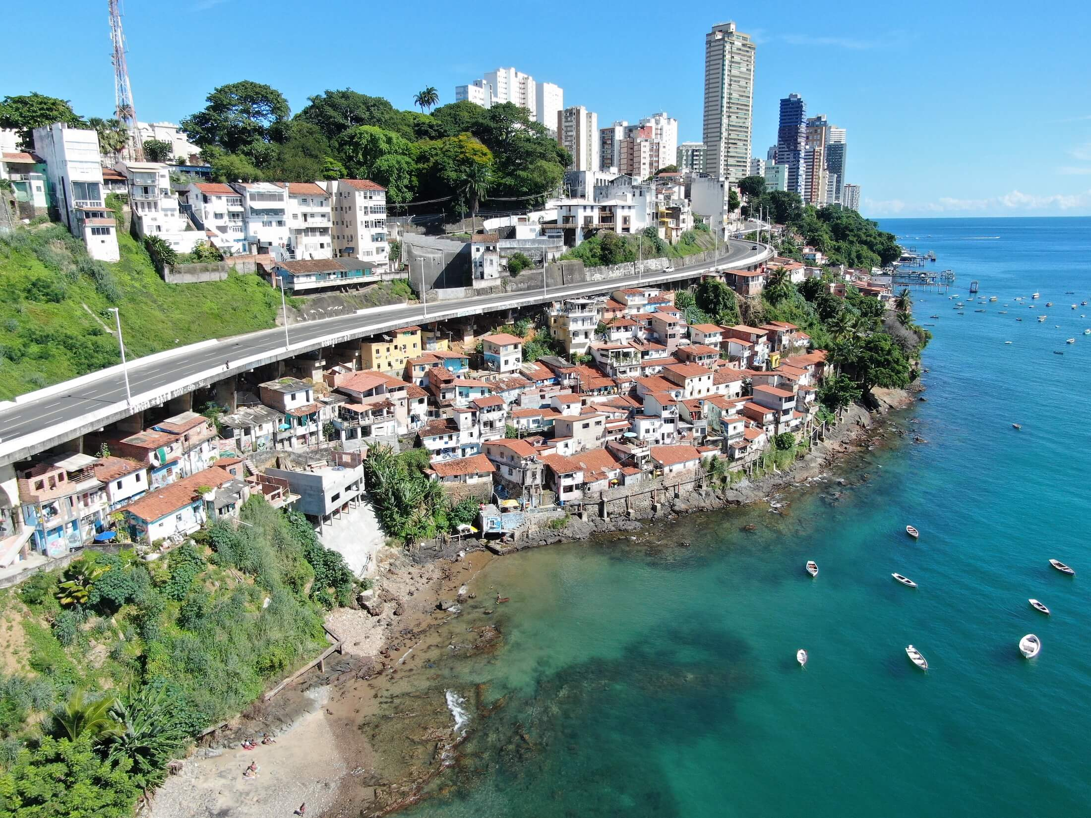 Salvador da Bahia is one of the coolest places in the entire world to visit, and one of the tastiest when it comes to local street food