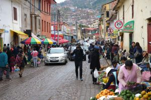 You will have some wonderful things looking for local food when you visit Cusco, Peru